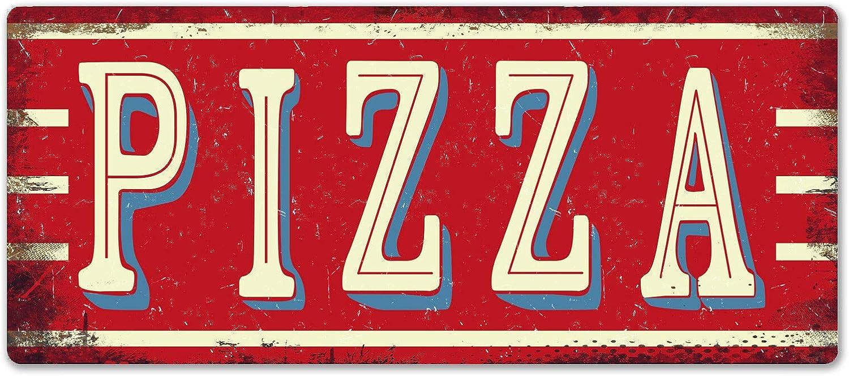 HiSign Guns N Rosen Zinn Wand Zeichen Retro Eisen Malerei Vintage Metall Plaque Dekoration H/ängen Kunstwerk Poster F/ür Bar Cafe Store Home Yard