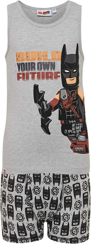 Lego Wear Boys Lego Ninjago cm Unterw/äsche Set Thermal