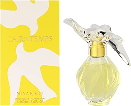Nina Ricci L'Air Du Temps Eau De Toilette Spray 100Ml