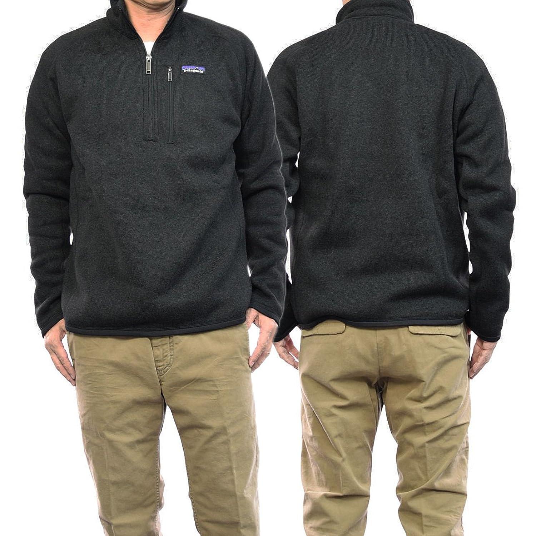 ベター・セーター・1/4ジップ #25522