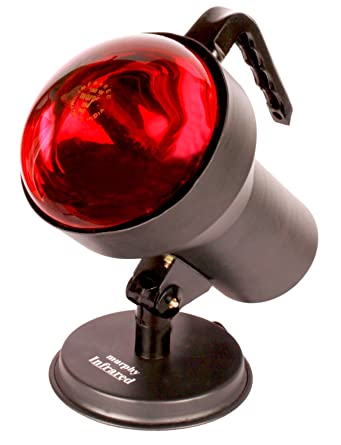 Superb Murphy ML 0040 Infrared Heat Therapy Lamp (Black)
