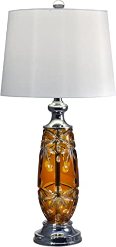 Dale Tiffany GT17084 Glossy Table Lamp