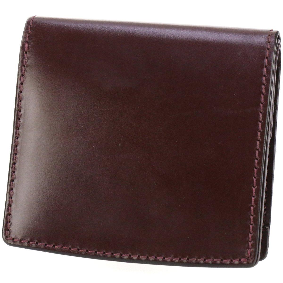 [コルボ] 二つ折り財布 本革 ブライドルレザー 1LD-0239 メンズ B07714ZBJJ ワイン ワイン