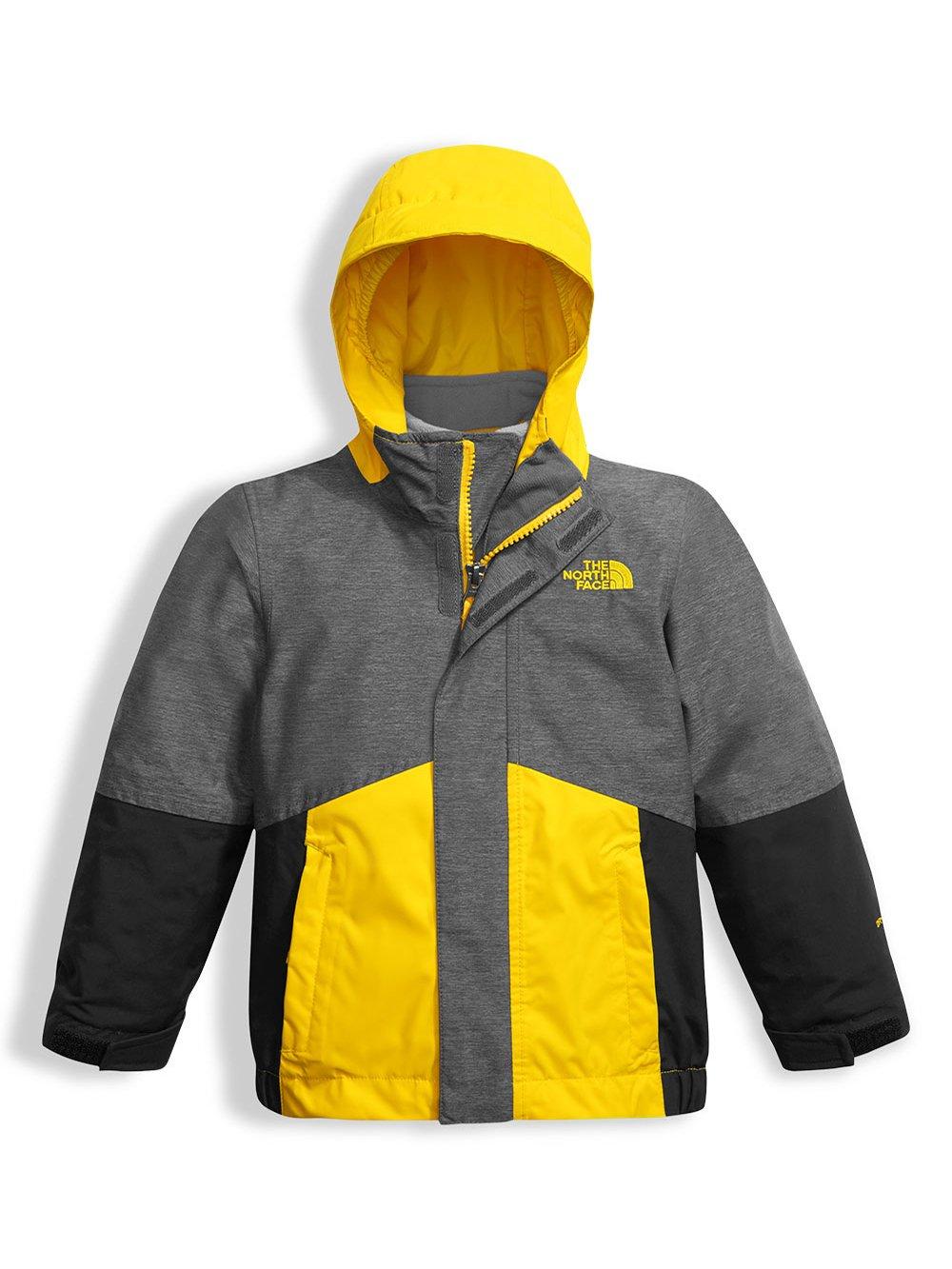The North Face Little Boys' Boundary Triclimate Jacket - tnf medium grey