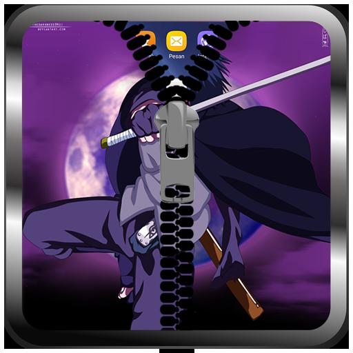 Uchiha Sasuke Next Generation Lock Screen (Screen Next Lock)