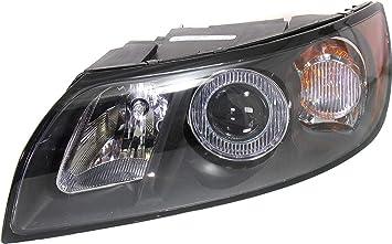 2004 2005 2006 2007 VOLVO S40 V50 DRIVER LEFT HID XENON HEADLIGHT HEAD LAMP