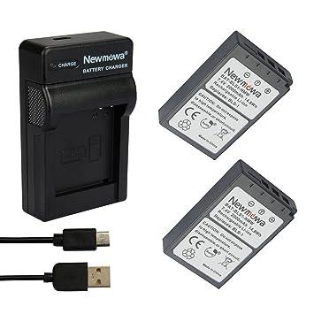 Premium batería cargador Charger para olympus d-SLR e400 e410 e420
