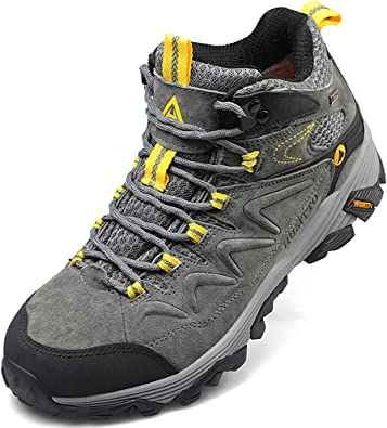 Men/'s Hiking Boots Snow Climbing Shoes Casual Breathable Athletic Winter Outdoor