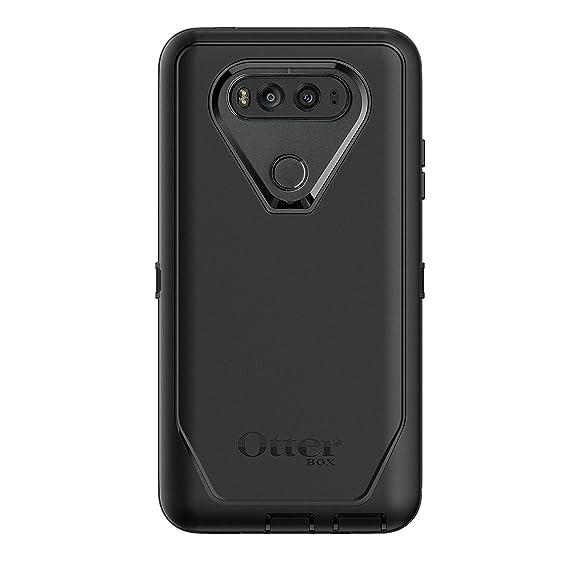 the latest 88319 e8800 OtterBox Defender Series Case for LG V20 - Bulk Packaging - Black (Case  Only)