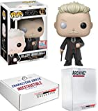 Funko Pop! NYCC Fantastic Beasts Gellert Grindelwald, Limited Edition Fall Convention Exclusive, Concierge Collectors Bundle