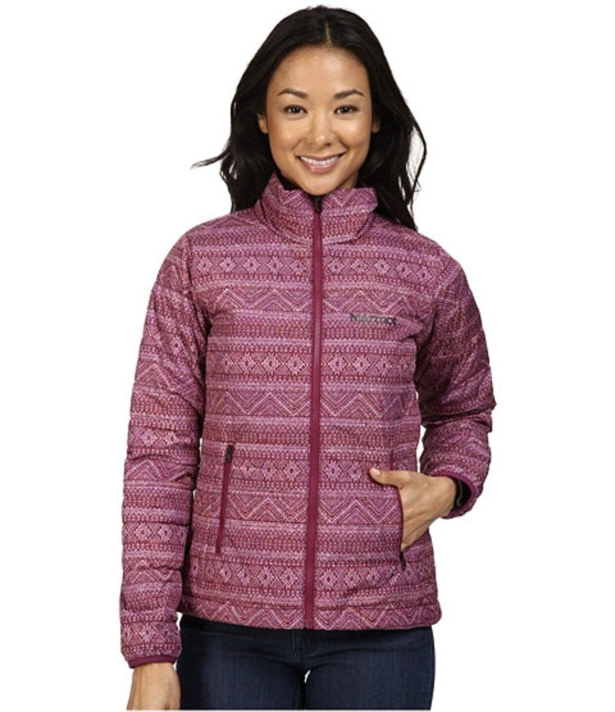 Marmot Womens Peak Lightweight Puffer Jacket