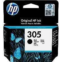 HP 305 Inktcartridge Zwart, Standaard Capaciteit (3YM61AE) origineel van HP