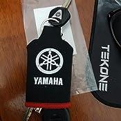 Yamaha portachiavi protettivo Yamaha N13NK00500C0 originale fodero tasca calza neoprene chiave moto scooter borse bauletto antigraffio originale gadget accessori porta chiavi supporto tre chiavi