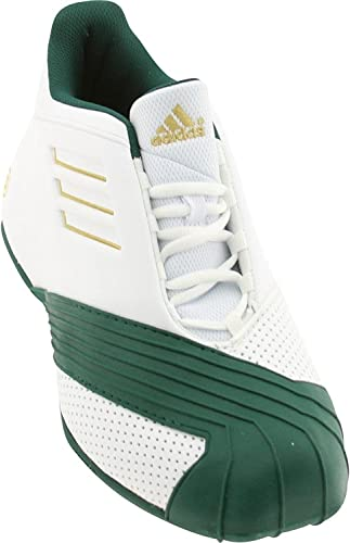 mentiroso Pelearse infinito  adidas Tmac T mac 1 Retro Sneakers New, White/Green G65986 sz 11:  Amazon.co.uk: Shoes & Bags