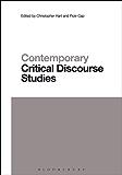 Contemporary Critical Discourse Studies