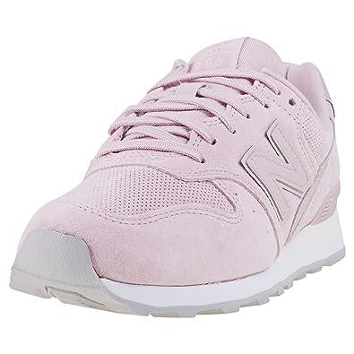 ba159b32af94 New Balance Wr996-wpp-d, Sneakers Basses Femme, Rose Rosa, 36.5