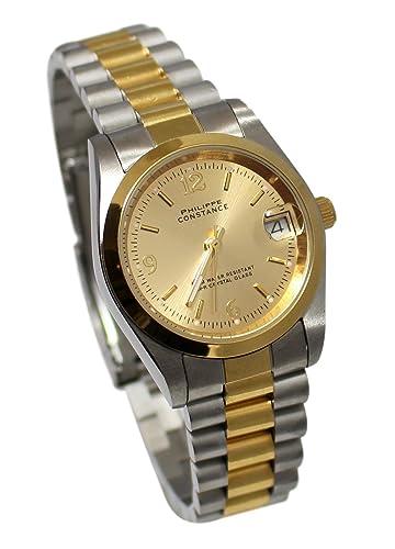 Colección Dolce Vita - Reloj de pulsera de mujer, color dorado: Amazon.es: Relojes