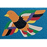 PlayMonster Lauri Crepe Rubber Puzzles - Bird