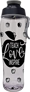 product image for 50 Strong Teacher Water Bottle - BPA Free for Teachers - Thank You Gifts & Appreciation for Teachers - Easy Carry Loop - Made in USA