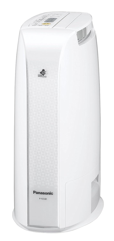 パナソニック 衣類乾燥除湿機 デシカント方式 ~14畳 ホワイト F-YZL60-W B00V2W9HTK  ホワイト