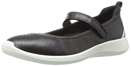29c643d56eaf ECCO Women s Soft 5 Mary Jane  Amazon.co.uk  Shoes   Bags