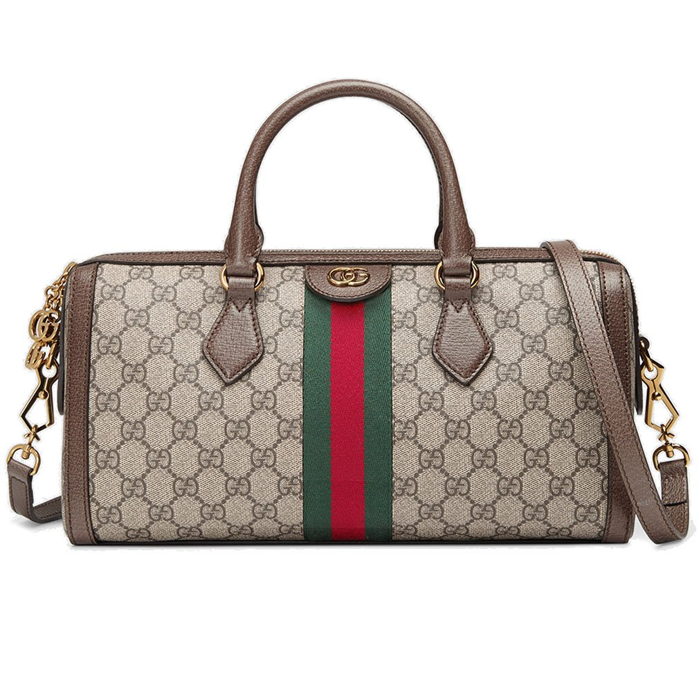76cda707c Amazon.com: Gucci Ophidia GG Medium Top Handle Bag Handbag Article: 524532  K05NB 8745 Made in Italy: Shoes