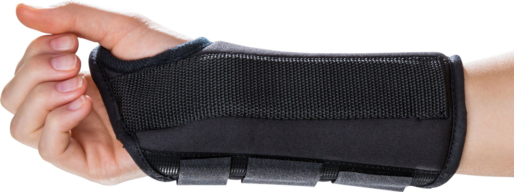 DJ Orthodics ProCare ComfortFORM Wrist Support Brace: Right Hand, X-Small by DonJoy (Image #3)