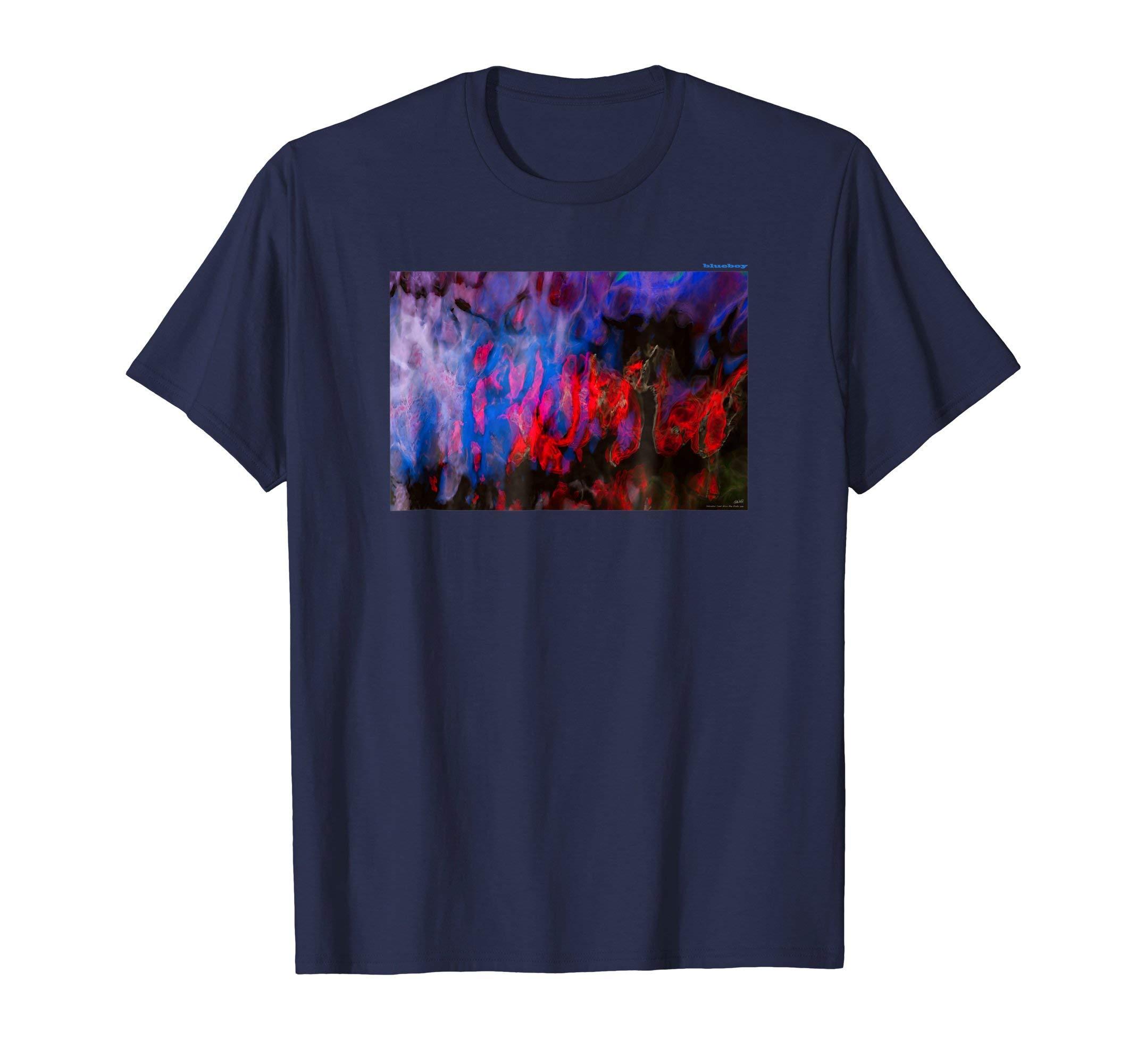 Blueboy Travel and Nature Art Standard T-Shirt