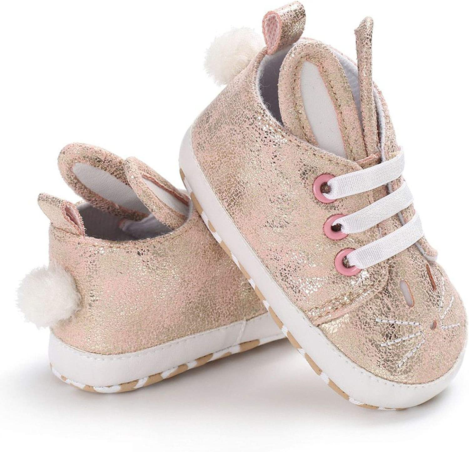 Beautymade Spring Baby Shoes Pu Leather Newborn Boys Girls Shoes First Walkers Baby Moccasins 0-12Months