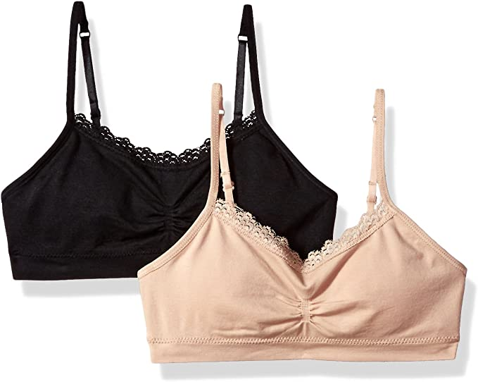 Bra Fruit of the Loom Seamless Everyday Bra W Removable Pads Pack of 2