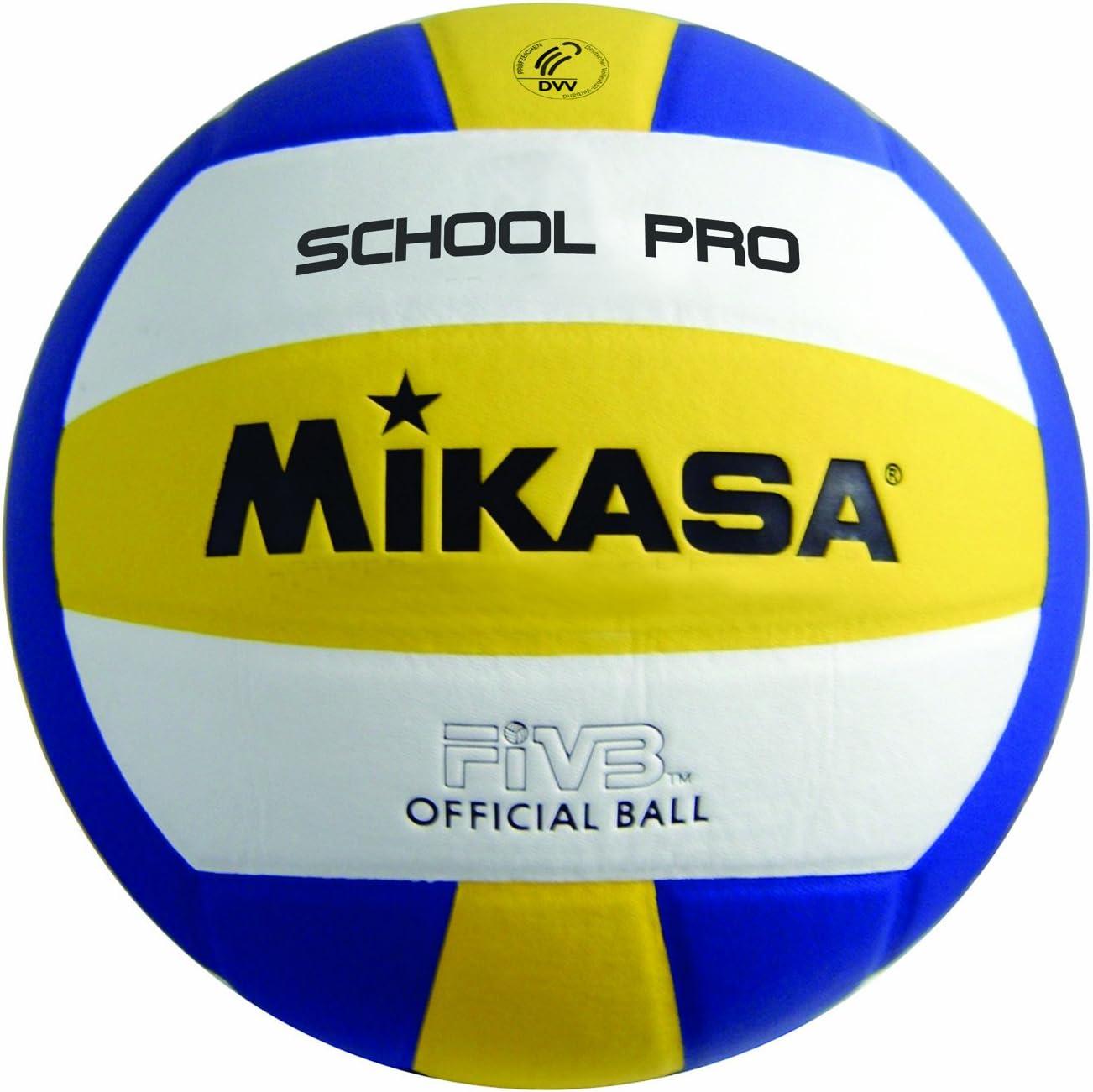 Mikasa MG School - Pelota de Voleibol: Amazon.es: Deportes y aire ...