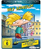 Hey Arnold! - Die komplette Serie - LimitierteTurbine Steel Collection (SD on Blu-ray)