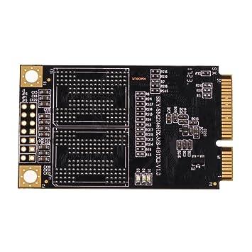 Sharplace mSATA Unidad de Disco SSD Interno de Alta Velocidad de ...