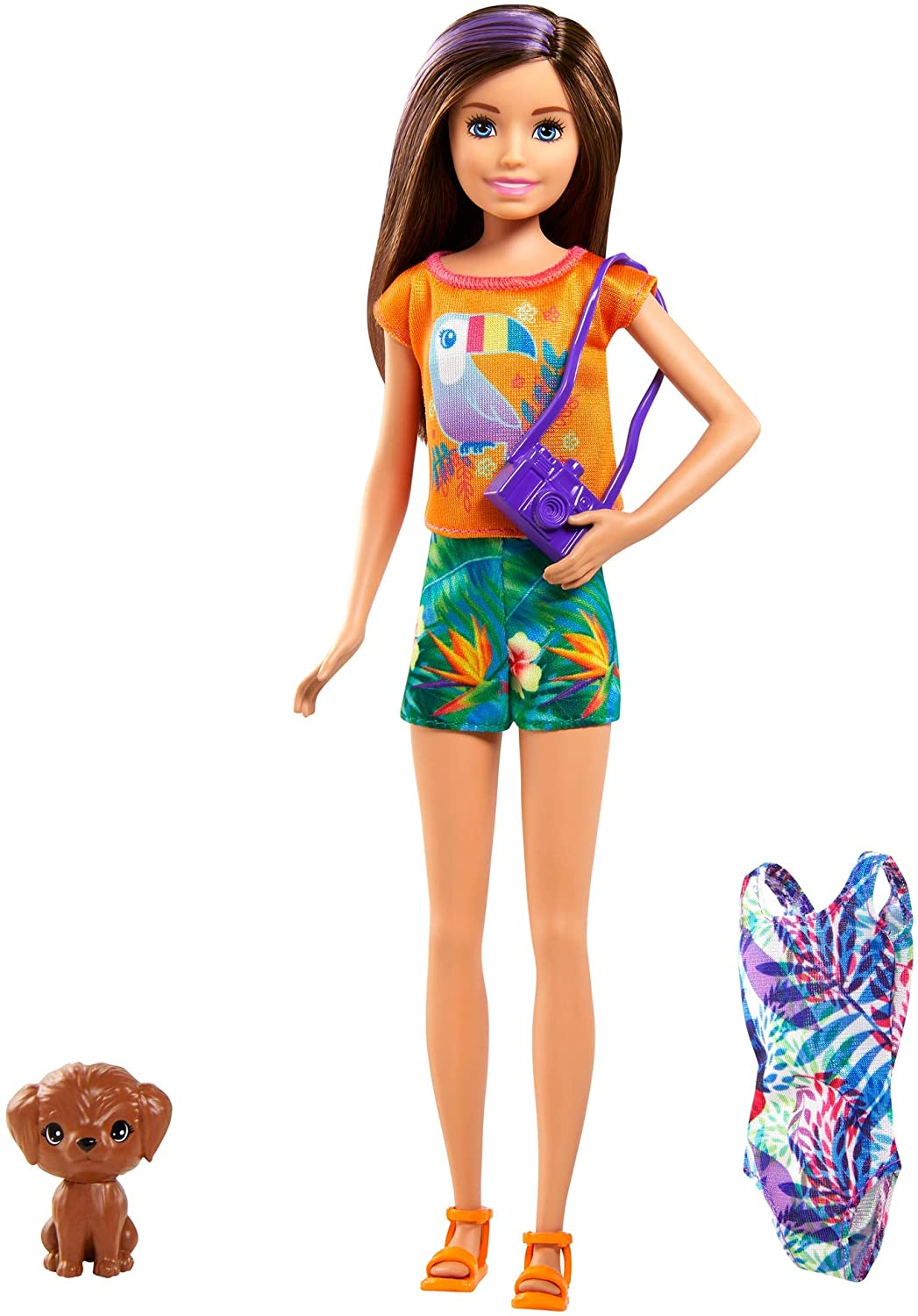 Barbie Chelsea The Lost Birthday Doll and Accessories (Mattel GRT88)