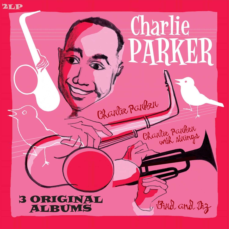 Bird and Diz + Charlie Parker + Charlie Parker Wit by VINYL