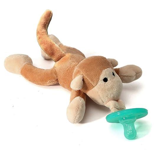 Amazon.com: hoerie Animal Chupete overol chupetes soporte ...