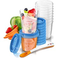 Philips Avent SCF721/20 Toddler Food Storage Set by Philips AVENT