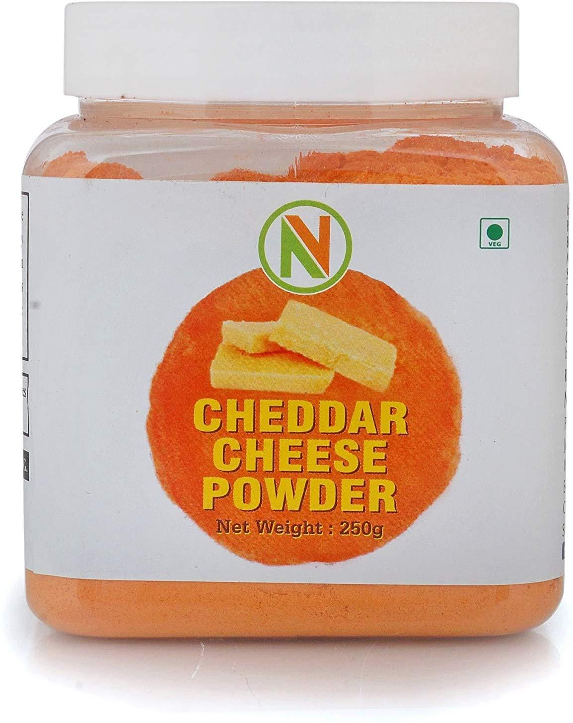 Nature Vit Cheddar Cheese Powder, 250 gm