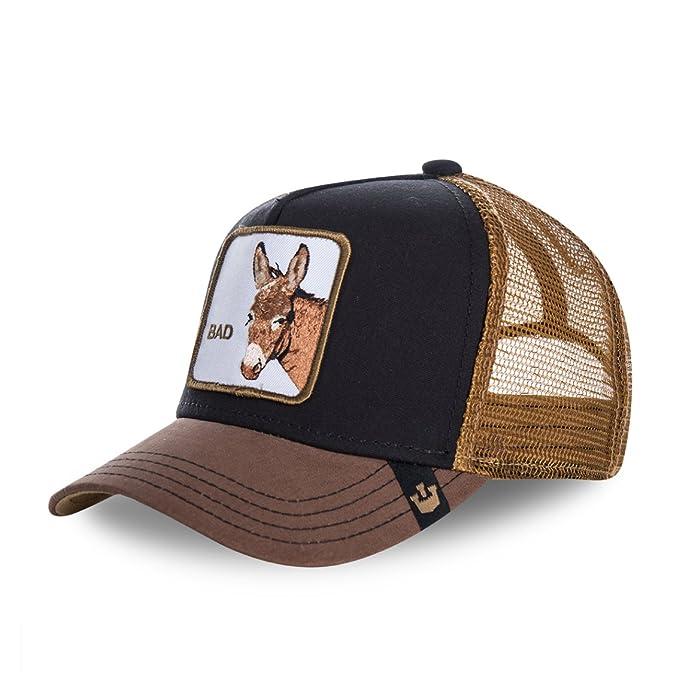 3a6111c2 Goorin Bros Gorra de Béisbol Trucker para Hombre: Amazon.es: Ropa y ...