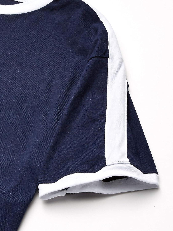 AquaGuard Mens LAT Soccer Ringer Fine Jersey T-Shirt-2 Pack