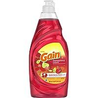 Gain Gain Apple Berry Twist Detergente Líquido Para Platos 709 Ml, Pack of 1