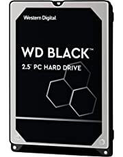 WD Black 500GB Performance Mobile Hard Disk Drive - 7200 RPM SATA 6 Gb/s 32MB Cache 7 MM 2.5 Inch - WD5000LPLX