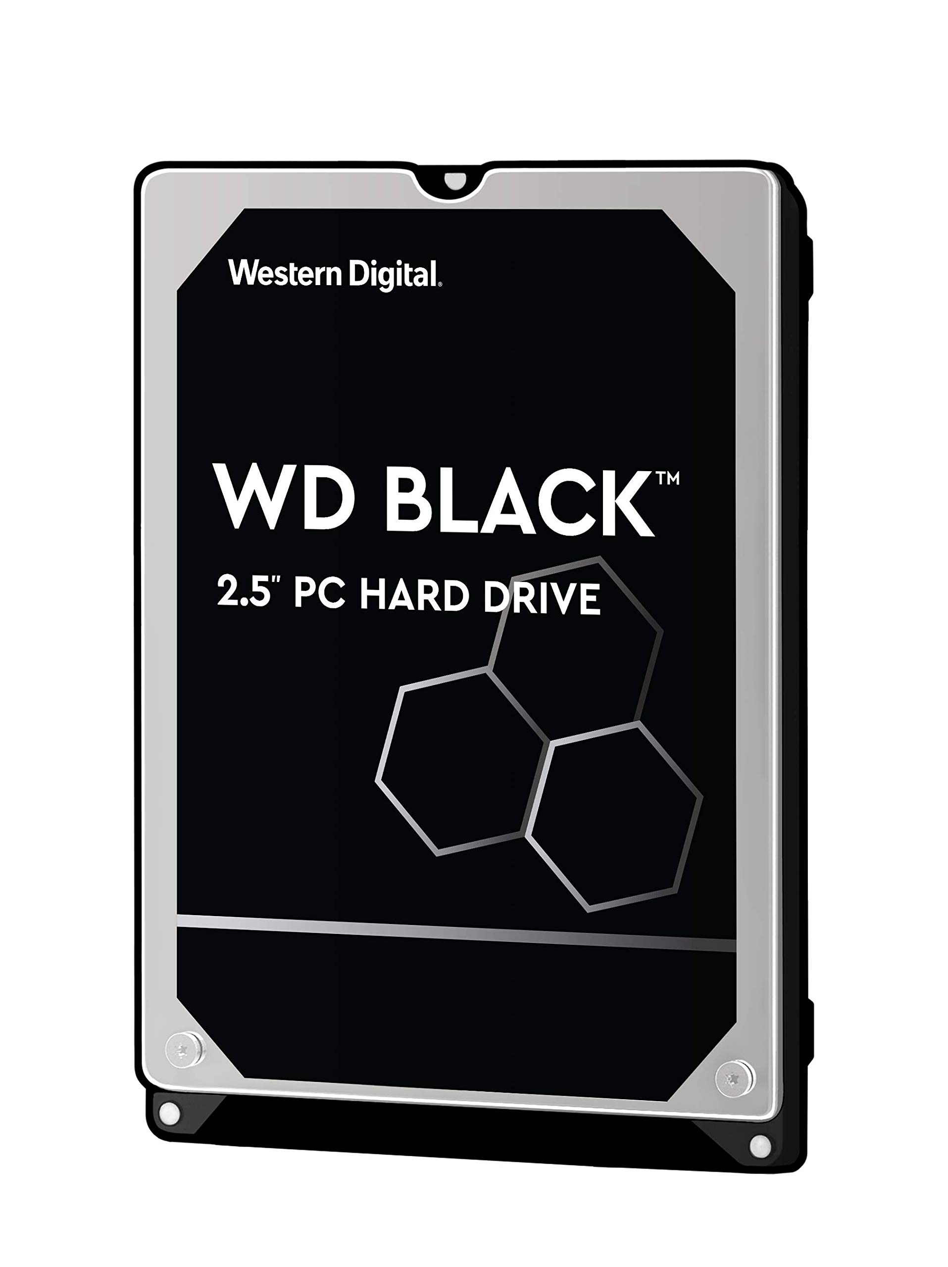 WD Black 500GB Performance Mobile Hard Disk Drive - 7200 RPM SATA 6 Gb/s 32MB Cache 7 MM 2.5 Inch - WD5000LPLX by Western Digital