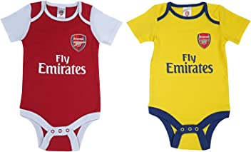 Official Football Real Madrid FC Toddler Shorts and T Shirt Set  18-23 months
