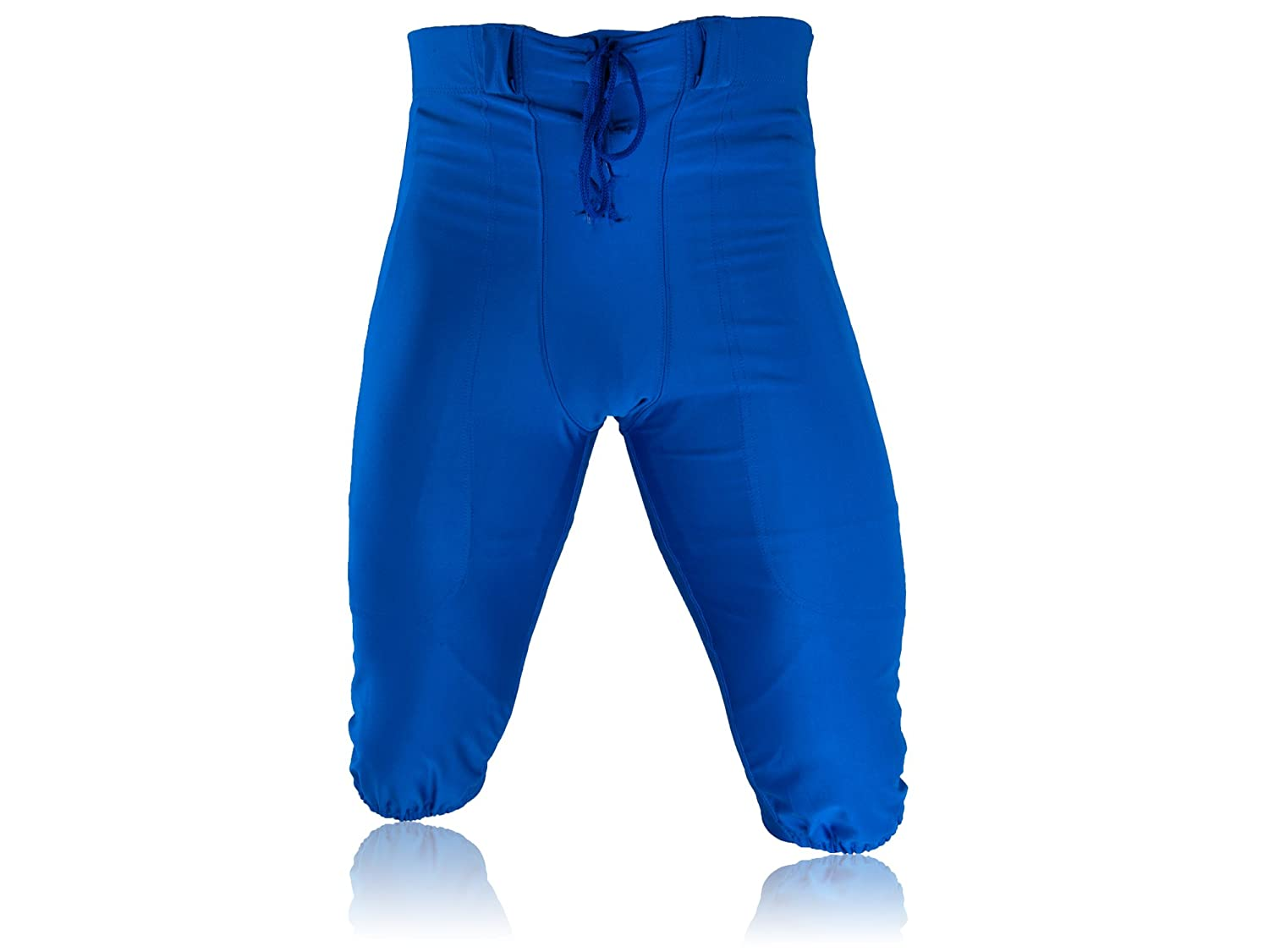 Full Force American Football Game Pants Lycra Stretch - Royal Full Force Wear