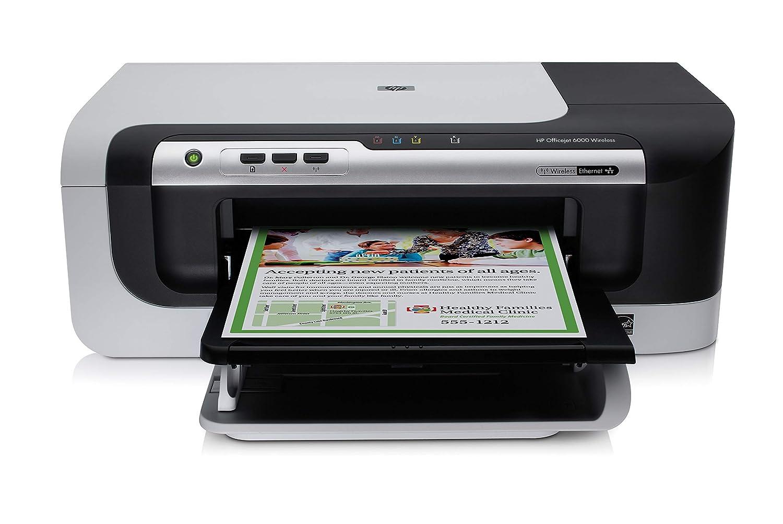 HP Officejet 6000 Wireless Printer - E609n - Impresora de ...