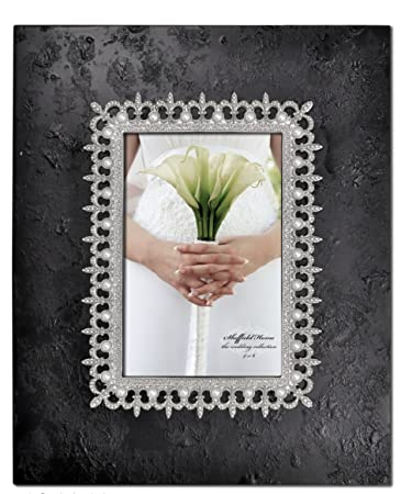 Amazoncom Sheffield Home Decorative Wood Picture Frame Black