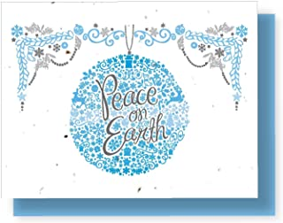 product image for Grow A Note® Holiday Peace on Earth Ornament Card 5-Pack