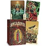 Santa Muerte Tarot Deck: Book of the Dead