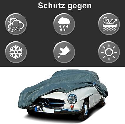 Autoplane Classic passend f/ür Mercedes-Benz 190 W201 1982-1993 formanpassend atmungsaktiv Ganzgarage f/ür Innen Auto-Abdeckung Car Cover Autoabdeckung Auto-Garage Auto-Abdeckplane